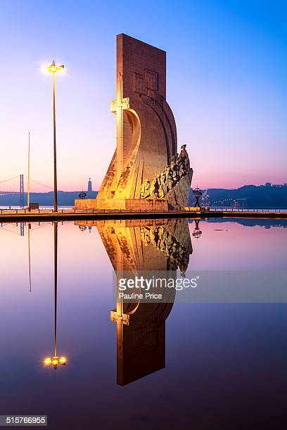Monument to the Discoveries, Lisbon.
