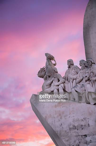 Monument to the Discoveries, Lisbon, Portugal, Europe.