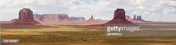 Monument Valley After the Rain