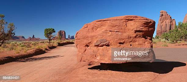 Monument valley, Arizona, America, USA