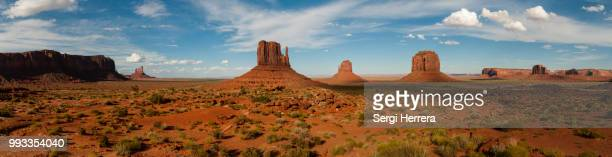 monument valley, arizona, north america. - sandstone stock photos and pictures