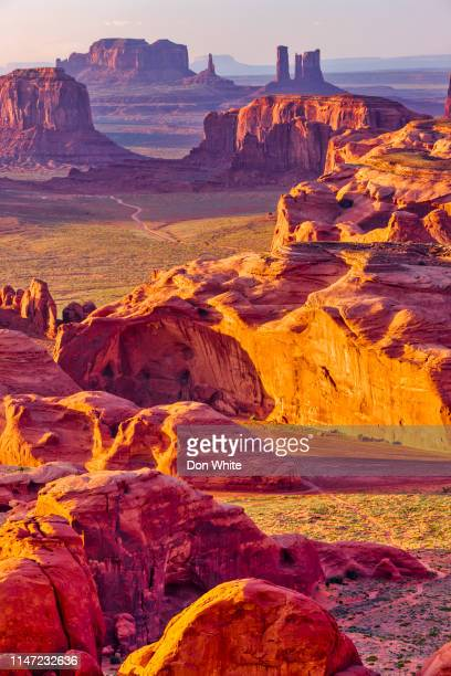 monument valley in arizona - southwest usa stock pictures, royalty-free photos & images