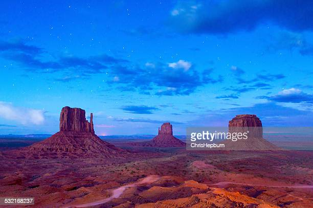 Monument Valley National Park, Utah, EE.UU.