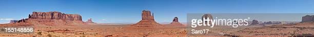 Monument Valley Panorama, Arizona