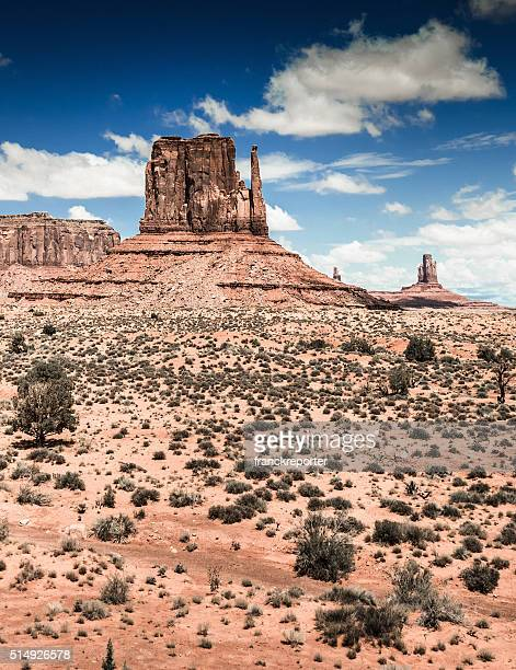 Monument valley Panoramablick