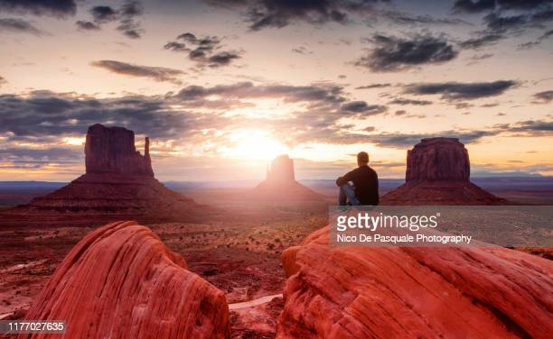 monument valley - nico de pasquale photography stock pictures, royalty-free photos & images