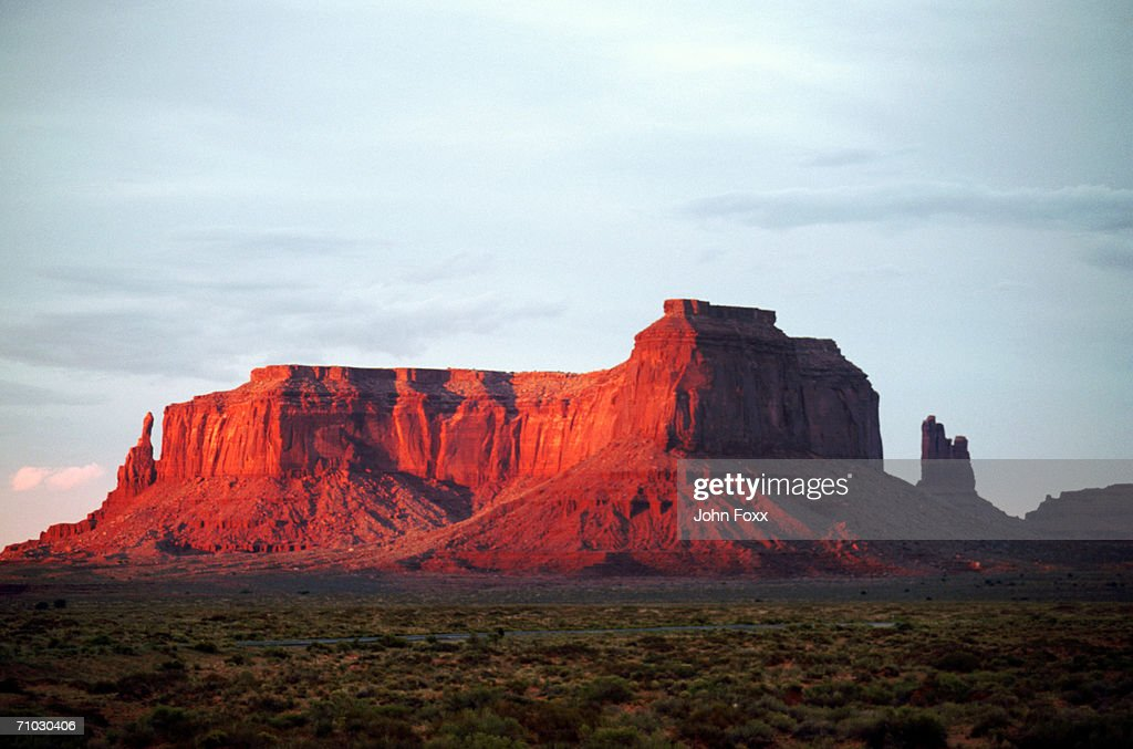 Monument Valley : Stockfoto