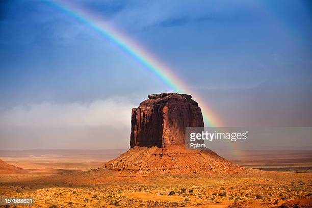 monument valley tribal park - monument valley tribal park stock photos and pictures
