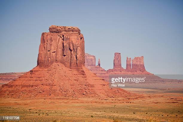 monument valley, utah - monument valley tribal park photos et images de collection