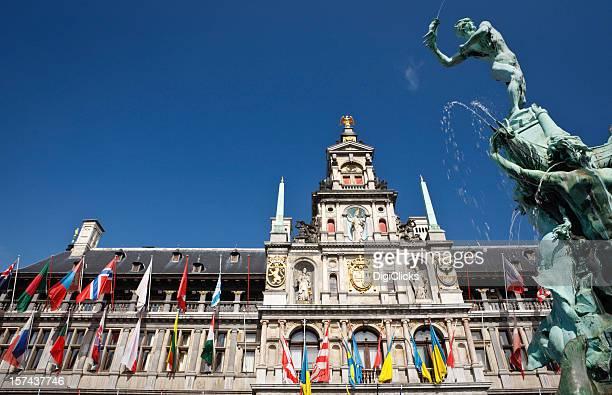 Monumental Antwerpen, Belgien