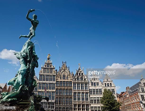 Monumental Antwerp