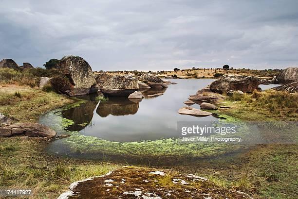 Monumento Natural Los Barruecos, Extremadura