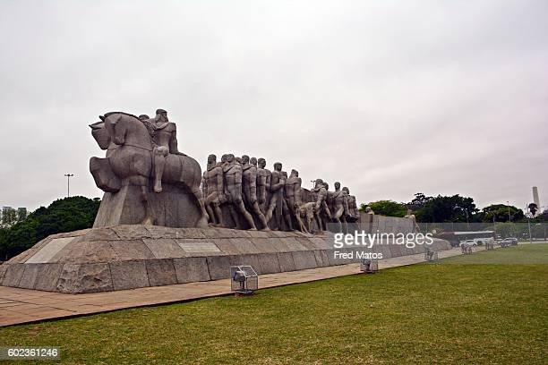 Monumento às bandeiras - Ibirapuera Park