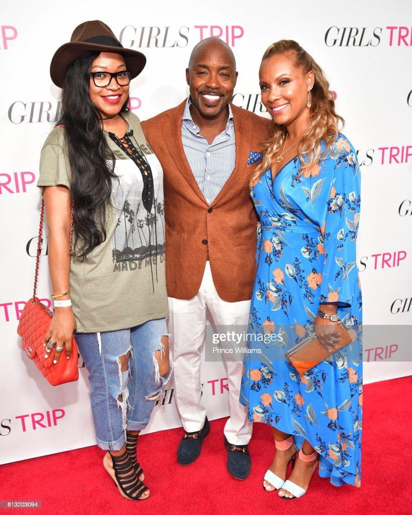 """Girls Trip"" Atlanta Screening : News Photo"