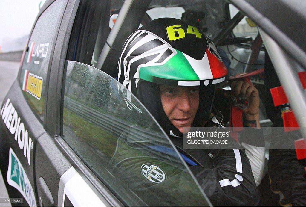 Lapo Elkann Head Of The FIAT Auto Divis Pictures Getty Images - Fiat promotion