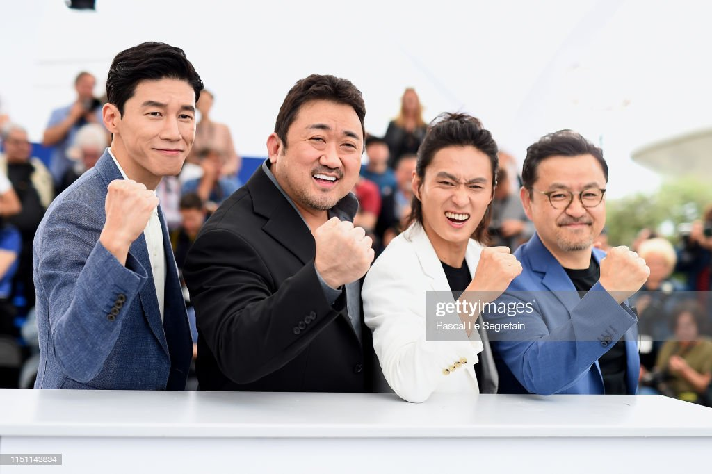"""FRA: """"The Gangster, The Cop, The Devil"""" Photocall - The 72nd Annual Cannes Film Festival"""