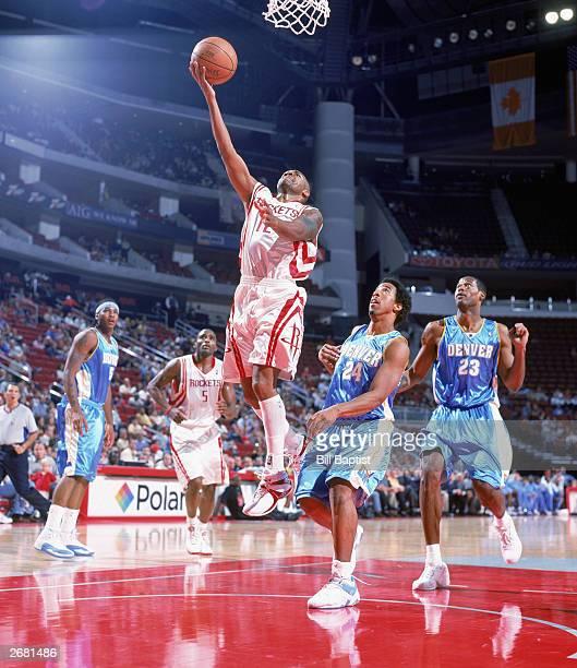Houston Rockets Vs Denver Nuggets: 60 Top Moochie Norris Pictures, Photos, & Images