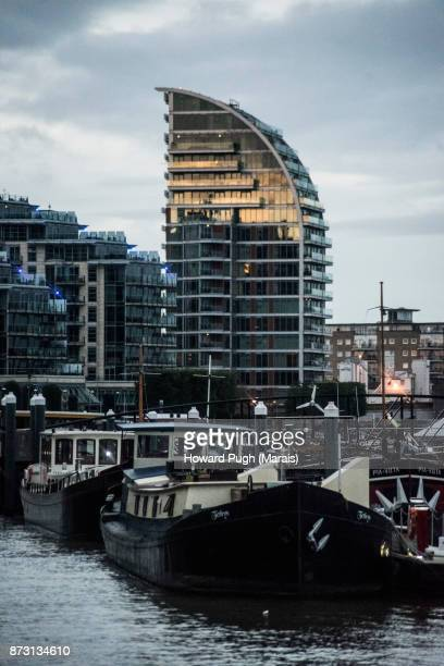 Moody, Coastal-like Battersea Reach
