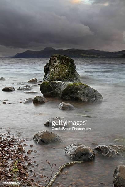 Moody Loch Ness