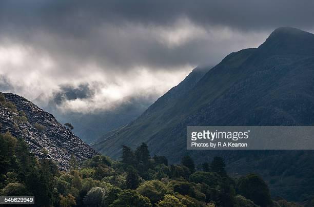 Moody Snowdonia