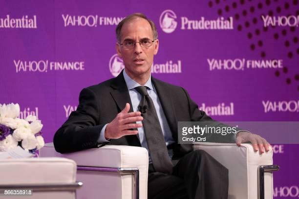 Moodys Analytics Chief Economist Mark Zandi speaks onstage at the Yahoo Finance All Markets Summit on October 25 2017 in New York City