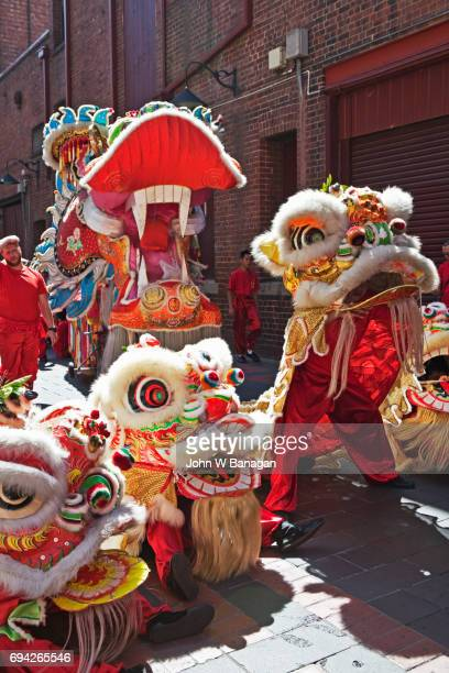Moomba Festival, Chinese dragon,Melbourne