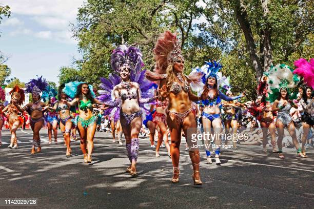 moomba festival - parade stock pictures, royalty-free photos & images