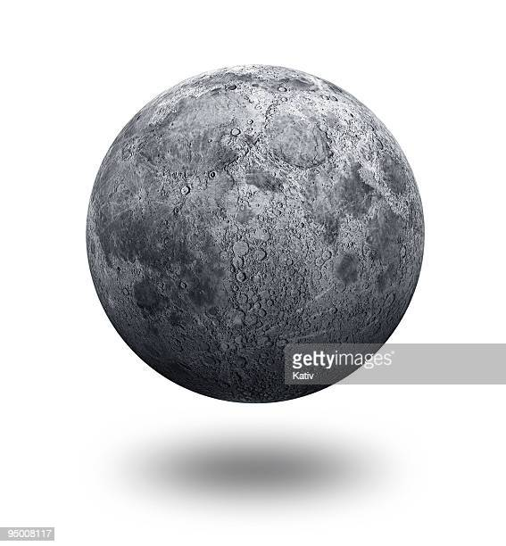 moon alone - moon stock pictures, royalty-free photos & images