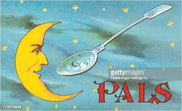 Moon and Spoon, Pals.