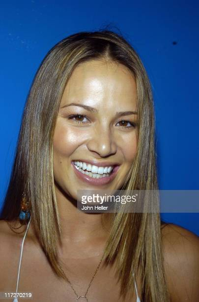 Moon Bloodgood during AFI FEST 2004 Presented by Audi International Jury Awards at The Loft in the AFI FEST Village at ArcLight Plaza in Hollywood...