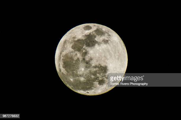 a moon full of mistery - mistery foto e immagini stock