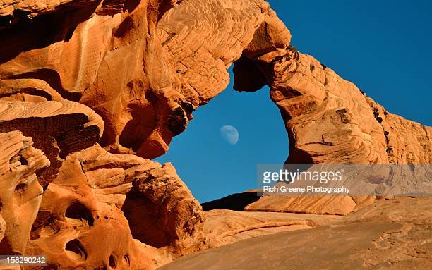 Moon in the Arch