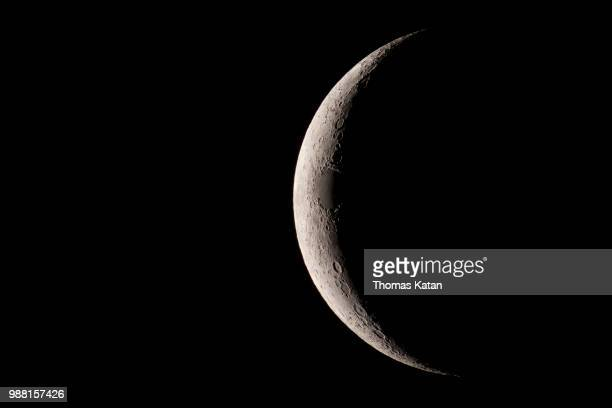moon - thomas katan stock pictures, royalty-free photos & images