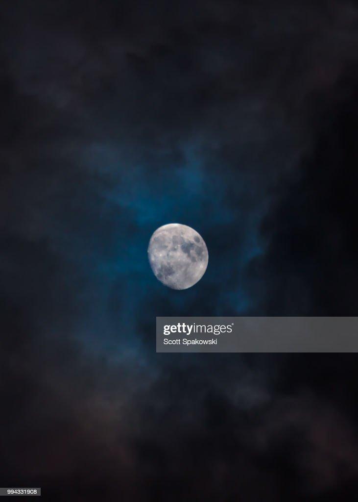 Moon : Stock Photo