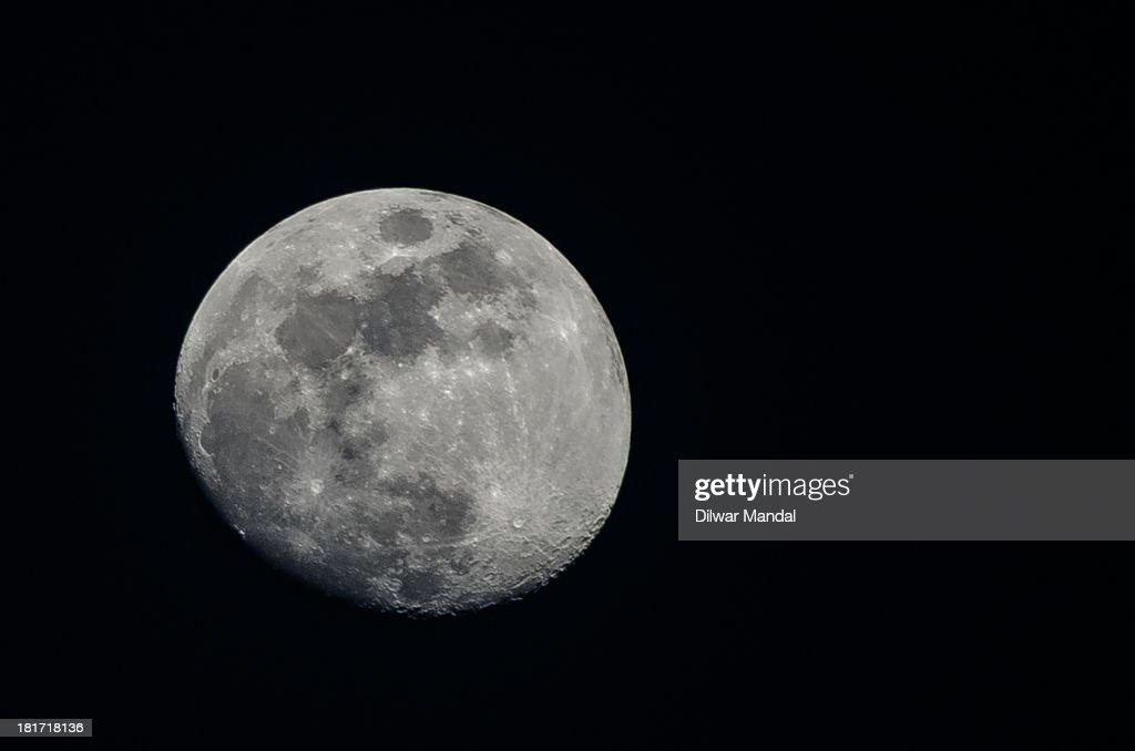 Moon Sight : Stockfoto