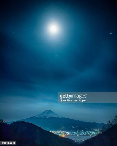 Moonlight Fuji