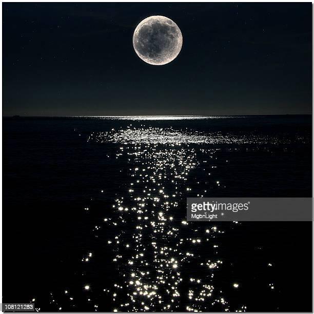 moonlight - luz de la luna fotografías e imágenes de stock