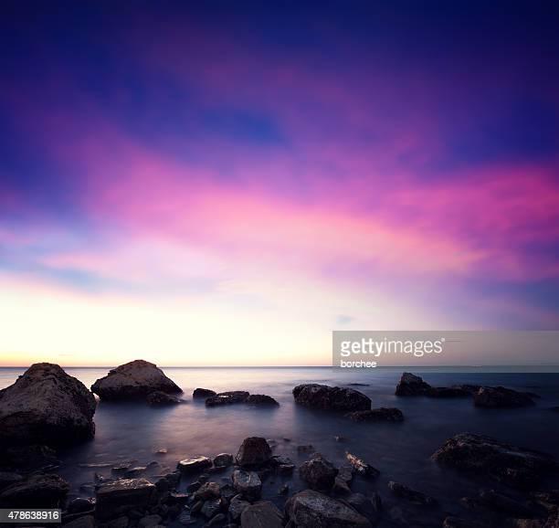 Moonlit litoral