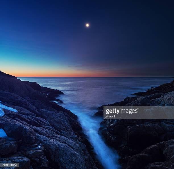 Clair de lune Cove