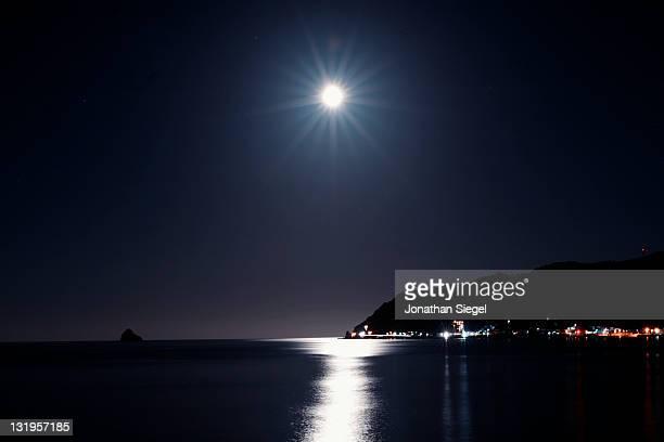 Moonlit Izu