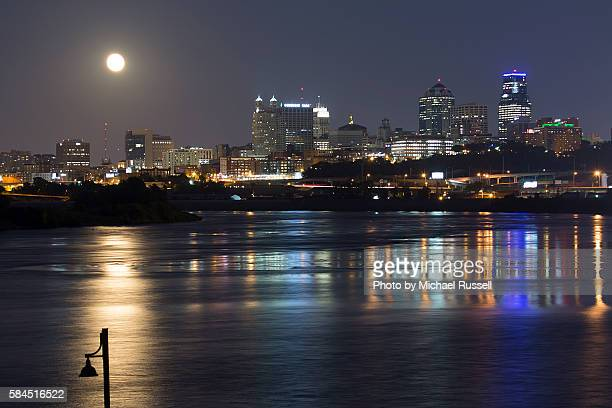 KC Moonrise River full frame