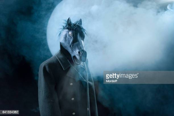 Des Mondes Pferd