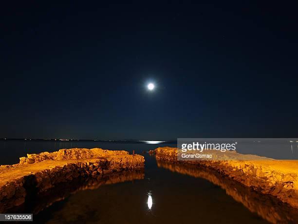 Moonshine Paysage marin