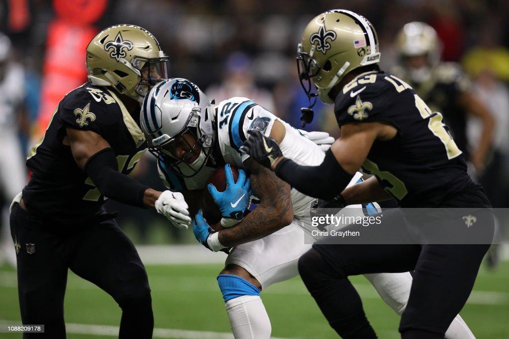 Carolina Panthers v New Orleans Saints : News Photo