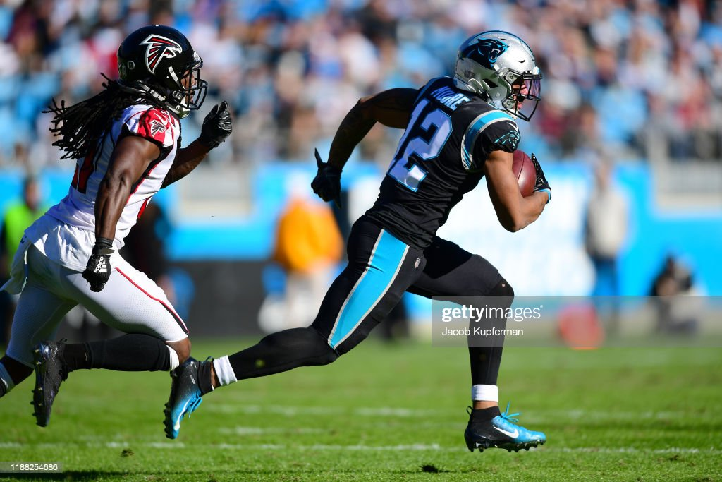 Atlanta Falcons vCarolina Panthers : News Photo