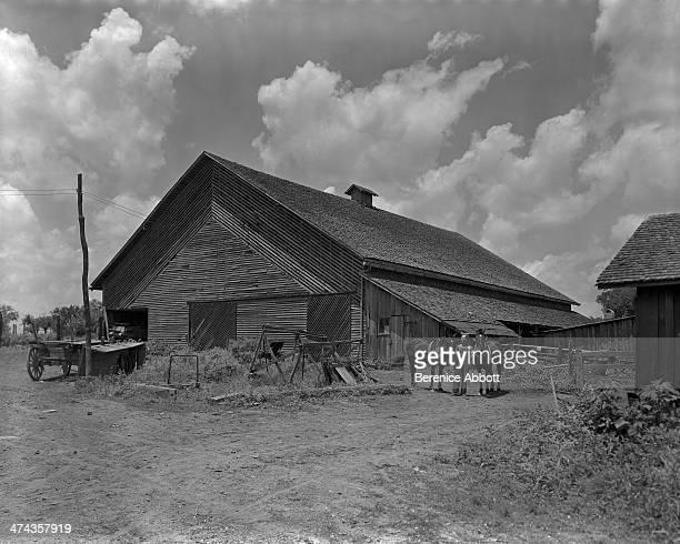 RS Moore Tenant Farmer near Pulaski Tennessee circa 1933