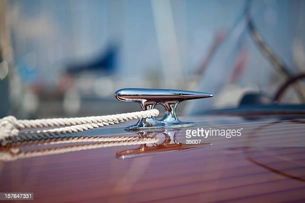 Amarrage de bateau