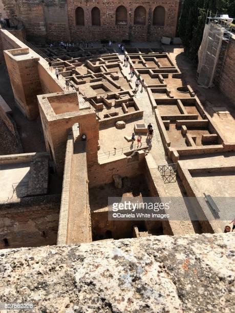 Moorish Baths Granada Spain