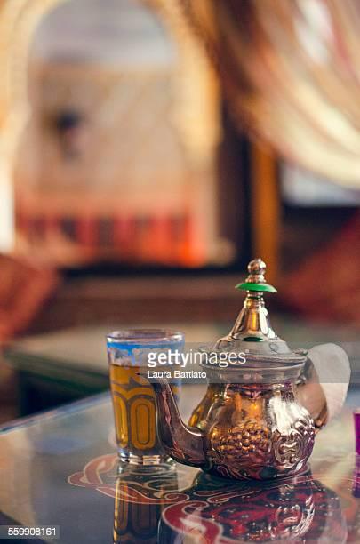 Moorish mint tea