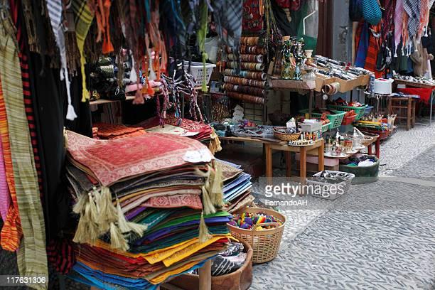Moorish street market